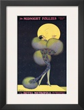 Midnight Follies at Hotel Metropole Print