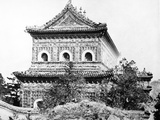 Temple of the Sea of Wisdom at the Summer Palace, Beijing, 1860 Photographic Print by Felice Beato