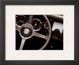 Steering Wheel Poster by John Maggiotto