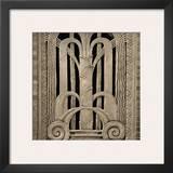 Architectural Detail no. 20 Art by Ellen Fisch