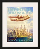 Imperial Airways Art