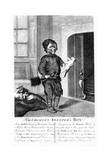The Chimney Sweeper's Boy, Print Made by G. Child Giclée-tryk af Jacopo Amigoni