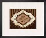 Chocolat Prints by Kimberly Poloson