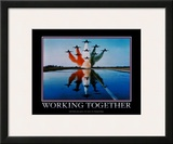 Working Together Posters