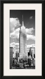Empire State Building Poster by Henri Silberman