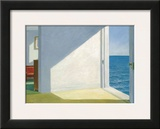 Rooms by the Sea Prints by Edward Hopper