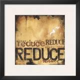 Reduce Poster by Wani Pasion