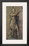Roman God Mars Prints by  Crespi