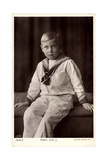 Ak H.R.H. Prince John Charles Francis of England and Ireland Photographic Print