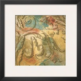 Acanthus Scroll I Print by Jonde Northcutt