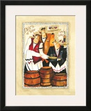 Wine & Roses II Posters by Jennifer Garant