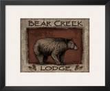 Bear Creek Prints by Todd Williams