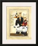 Wine & Roses III Prints by Jennifer Garant