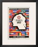 Paris 1937 Exposition (1937) Prints by Jean Carlu