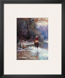 Creek Bottom Search Posters by Martin Grelle