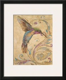 Hummingbird I Posters by Patricia Quintero-Pinto