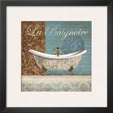 La Baignoire Prints by Conrad Knutsen