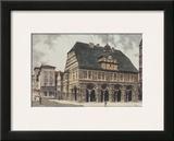 Minden - Rathaus Art by  Bruck