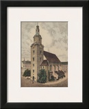 Forst - Nicolaikirche Posters by  Bruck