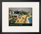 Bridlington Sea Front Posters