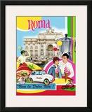 Rome Prints by  Natali