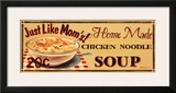 Chicken Noodle Soup Prints by Catherine Jones