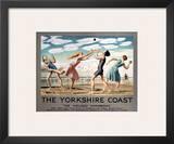 The Yorkshire Coast, LNER, c.1923-1947 Prints