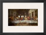 Last Supper Poster by  Leonardo da Vinci