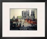 York Relics of 20 Centuries Prints