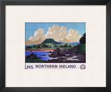 Northern Ireland, LMS, c.1944 Posters