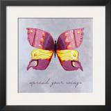 Spread Your Wings Posters by Liz Clay