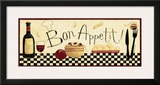 Bon Appetit Posters by Dan Dipaolo