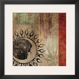 Sun and Moon I Print by Aimee Wilson