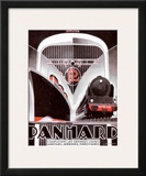 Panhard Lines Prints by Alexis Kow