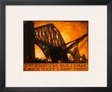 The Forth Bridge, LNER, c.1923-1947 Posters by Frank Brangwyn