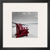 Relaxing Moment I Prints by Carl Ellie