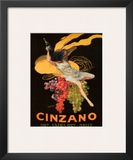 Cinzano Art by Leonetto Cappiello