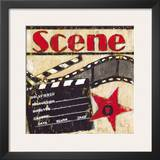 Scene Poster by Tara Gamel