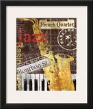 N'awlins Prints by Keith Mallett