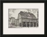 Minden - Rathaus Prints by  Bruck