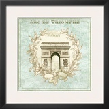 Arc de Triomphe Prints by David Fischer