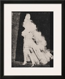 Silhouette 4 Posters by Aurore De La Morinerie