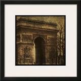 Arc de Triomphe Posters by John Golden