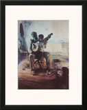 Banjo Lesson Poster by Henry Ossawa Tanner