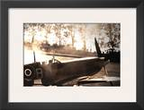Spitfire Dawn Framed Art Print