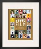 Alfabeto do Cinema de A a Z, anos 2000 Pôsters por Stephen Wildish