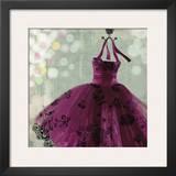 Fuschia Dress II Prints by Aimee Wilson