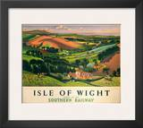 Isle of Wight,SR, c.1946 Prints by  Allinson