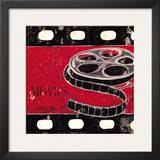 Movie Clips Prints by Tara Gamel
