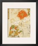 Collaged Botanicals I Prints by Katie Pertiet